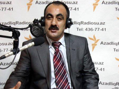 """Elman Abbasov :""""Qarabağın açarı kimin əlindədir ?"""""""