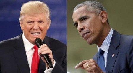 Obama Trampın İran qərarını sərt tənqid etdi