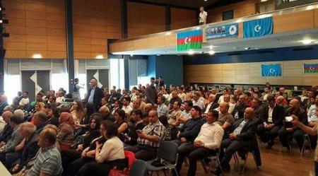 Cümhuriyyətin 100 illiyi Almaniyada qeyd edildi – Video