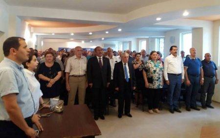Müsavatda Azərbaycan ordusunun 100 illiyi  qeyd edildi
